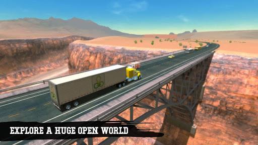 Truck Simulation 19 1.7 screenshots 10