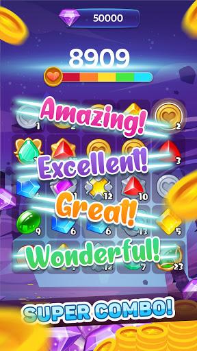 Gem Planet Merger - Diamond Winner apkpoly screenshots 3