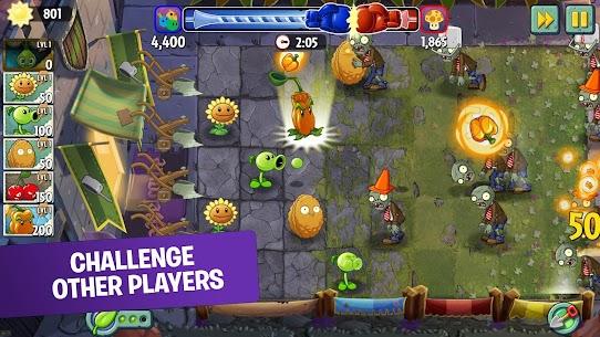 Plants Vs Zombies 2 Mod APk 8.8.1 (Không giới hạn tiền / đá quý) 3