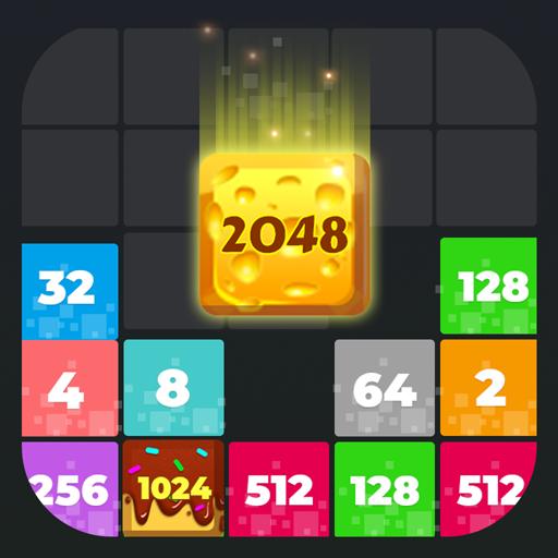 2048 Merge Number – Merge Block Puzzle Games
