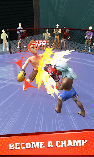 Muscle Tycoon 3D: MMA Boxing 1.3.9 screenshots 5
