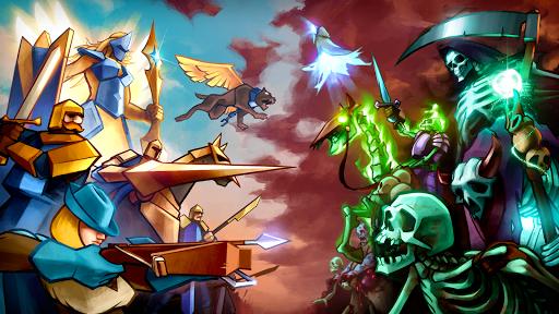 Heroes Magic War apkdebit screenshots 4