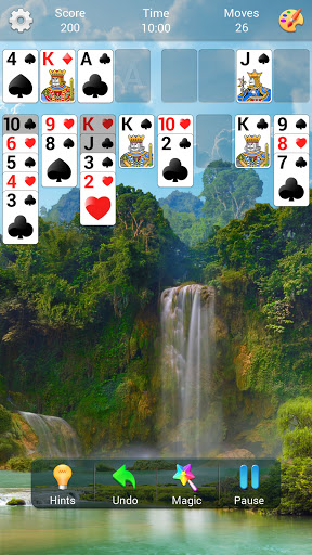 FreeCell Solitaire modavailable screenshots 3