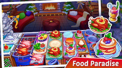 Christmas Fever : Cooking Games Madness 1.0.7 screenshots 4