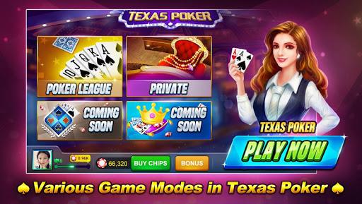 Poker Deluxe: Texas Holdem Online screenshots 1