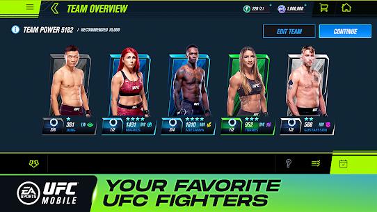 EA SPORTS™ UFC® Mobile 2 (MOD APK) v1.3.02 2