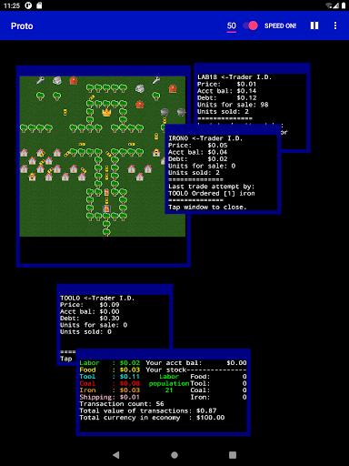 Proto - Economy Simulator 1.952b screenshots 9