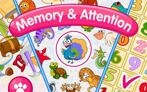 Memory & Attention Training for Kids apkdebit screenshots 17