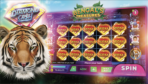 Diamond Cash Slots Casino: Las Vegas Slot Games  screenshots 1