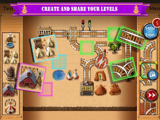 Rail Maze 2 : Train puzzler screenshots 8