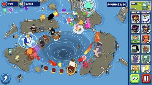 Bloons Adventure Time TD  screenshots 2