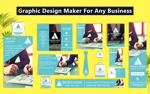 Brand Maker - Logo Maker, Graphic Design App 12.0 Screenshots 18