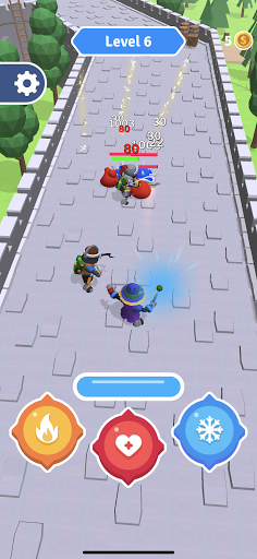 Three Buddies Party screenshot 1