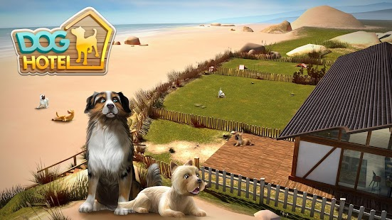 Dog Hotel – Play with dogs and manage the kennels Screenshot