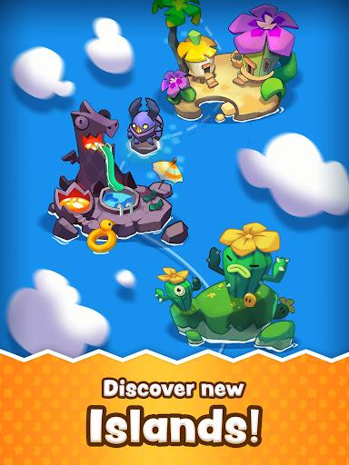 Matchfruit Monsters - Match Puzzle Adventure! screenshots 10