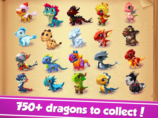Dragon Mania Legends 6.1.0o screenshots 7
