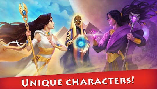 Cradle of Empires – Match 3 Games. Egypt jewels 6.8.5 4