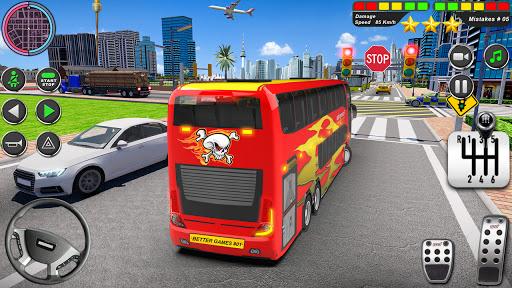Bus Driving Simulator Games : Coach Parking School 1.7 screenshots 10