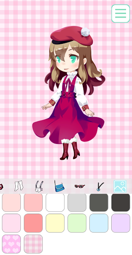 Favorite girl : Dress up game  screenshots 6