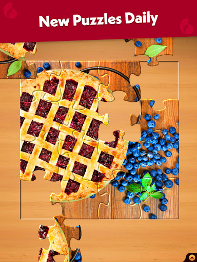 Jigsaw Puzzle: Create Pictures with Wood Pieces Apkfinish screenshots 17