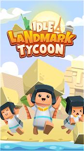 Idle Landmark Manager - Builder Game 1.31 screenshots 1