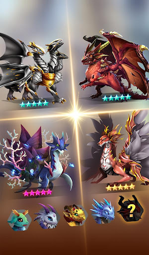 Dragon Epic - Idle & Merge - Arcade shooting game 1.159 screenshots 3