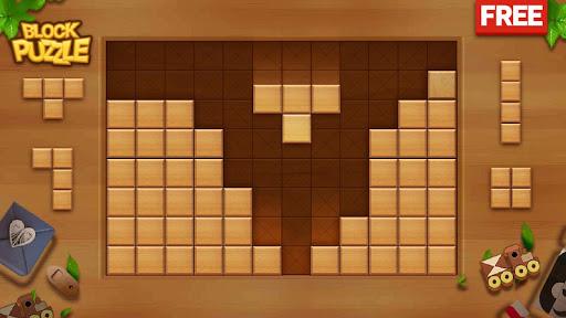 Wood Block Puzzle android2mod screenshots 5