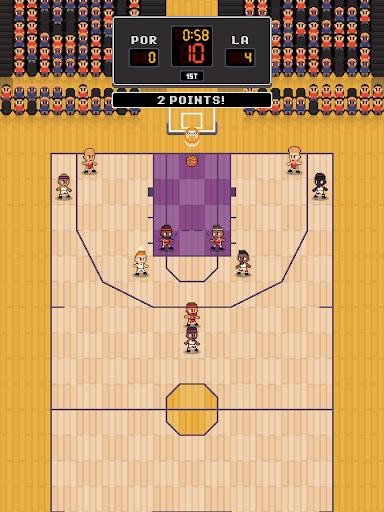 Hoop League Tactics  screenshots 10