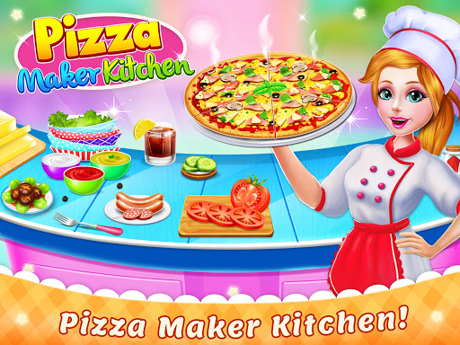 Cooking Pizza Maker Kitchen Food Cooking Games 0.12 screenshots 11
