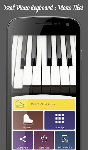 Real Piano-Piano Keyboard 1.1.4 screenshots 1