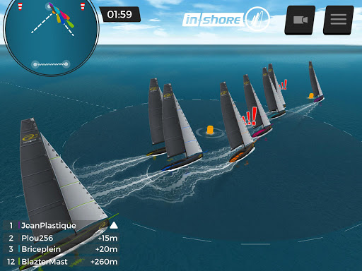 Virtual Regatta Inshore 3.0.4 screenshots 11