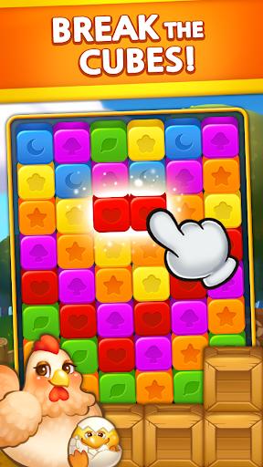 Bunny Blastu00ae - Puzzle Game screenshots 4