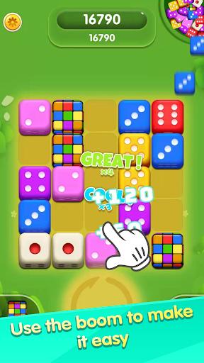 Dice Garden - Number Merge Puzzle 1.0.3 screenshots 1