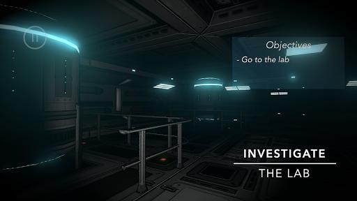 deep space: first contact™ screenshot 2