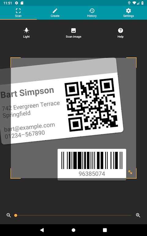 QR & Barcode Reader (Pro)  poster 10