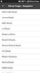 Search My Masjid
