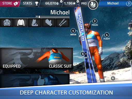 Ski Jumping Pro 1.9.9 Screenshots 11