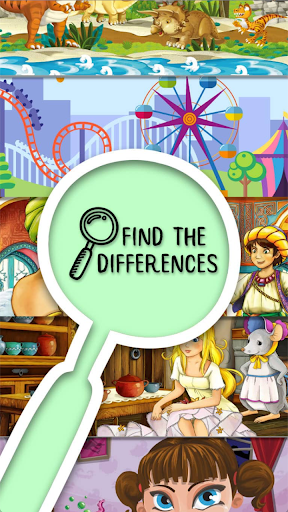 Spot the differences for kids screenshots 1