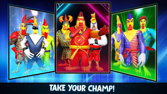 Hack Game Kung Fu Animal Fighting Games: Wild Karate Fighter apk free