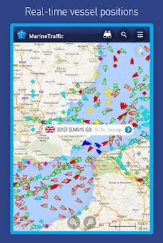 MarineTraffic ship positionsのおすすめ画像1