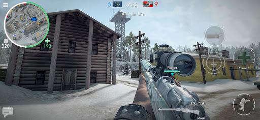 World War Heroes: FPS Guerre screenshots apk mod 4