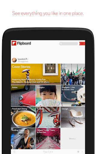 Flipboard - Latest News, Top Stories & Lifestyle 4.2.65 Screenshots 7