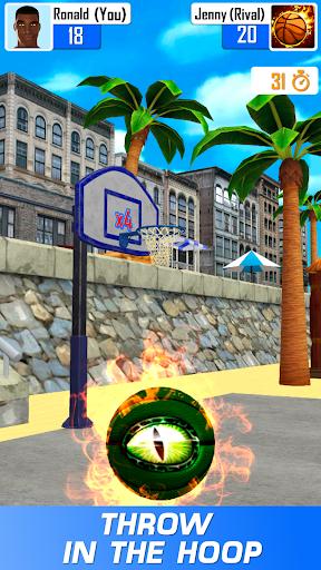 Basketball Clash: Slam Dunk Battle 2K'20 screenshots 5