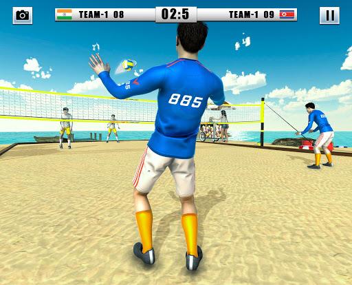 Volleyball 2021 - Offline Sports Games apkpoly screenshots 15
