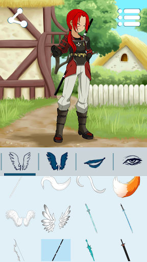 Avatar Maker: Anime Boys android2mod screenshots 13