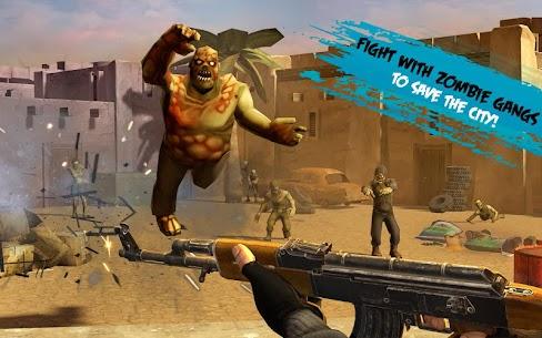 Zombies Shooter Lone Survivor Apocalypse Online Hack Android & iOS 2
