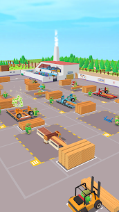 Idle Lumber: Factory Tycoon Mod Apk 1.3.0 (Money Increases) 5
