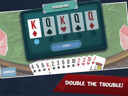 Trix Sheikh El Koba: No 1 Playing Card Game 6.8 Screenshots 16