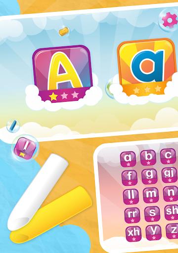 Shkruaj Shkronjat e Alfabetit Shqip  screenshots 7