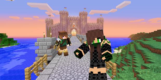 Assassin Girl Skins for Minecraft